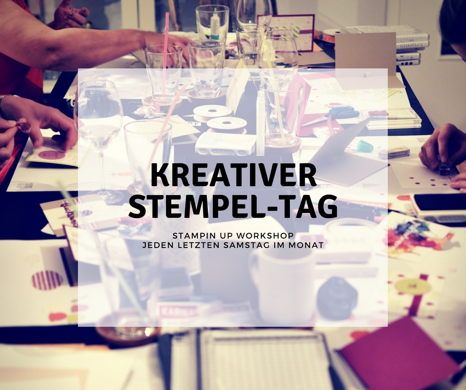 kreativer Stempel-Tag