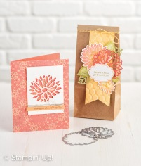 Stampin Up Blumenkollektion