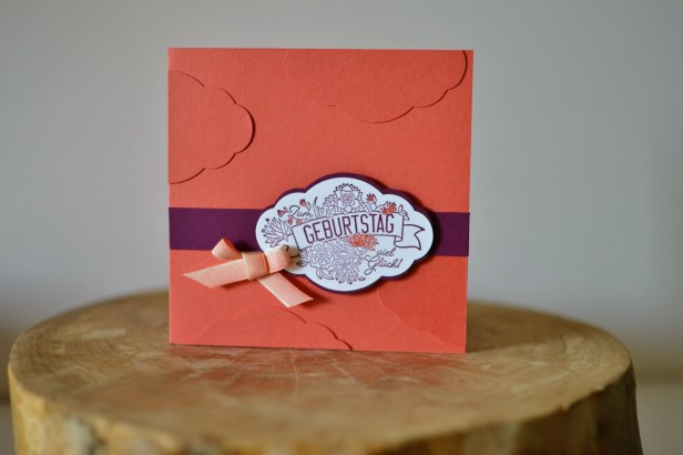 Quarett fürs Etikett Karte Marmelade Zier-Etikett Geburtstag Küche (1)