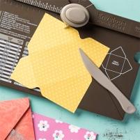 133774 Envelope Punch Board