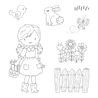 143952 Garden Girl