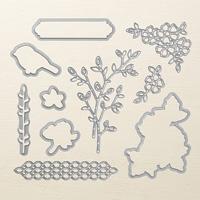 Thinlitsformen Blüten, Blätter & Co.