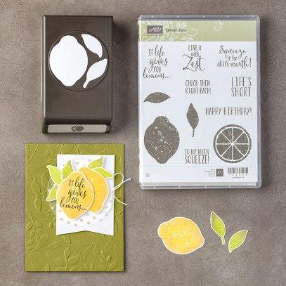 145360G Lemon Zest
