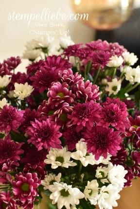 Workshop Blumen Crysanthemen